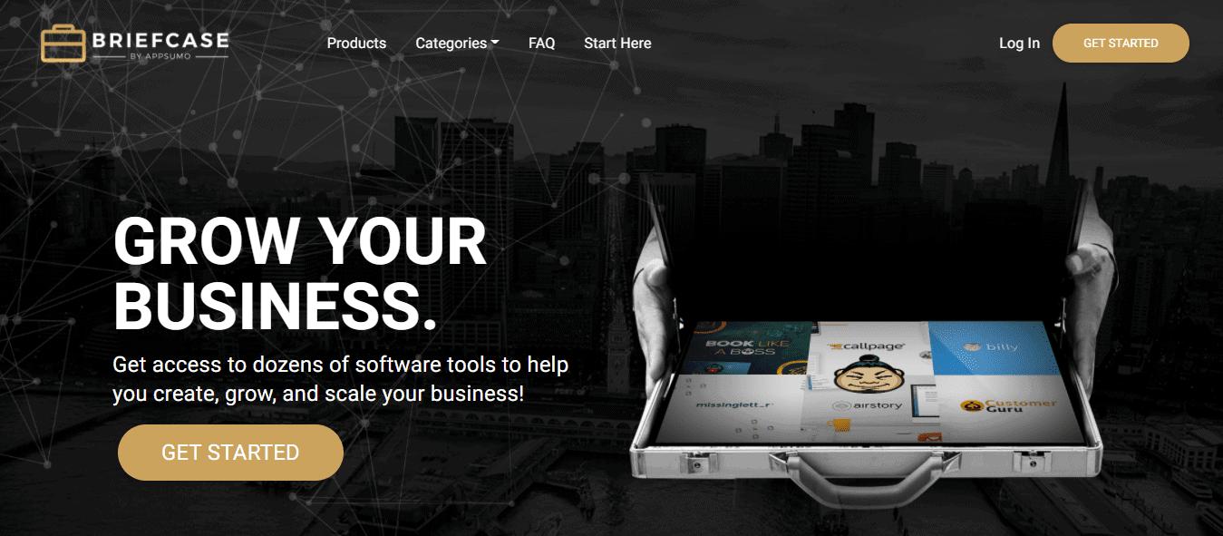 AppSumo Briefcase – 教你如何購買 SaaS 工具、WordPress 外掛取得 25% 優惠